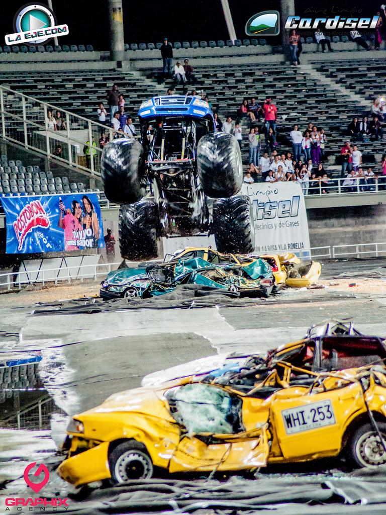 Monster Cars Electroeje Img Flickr