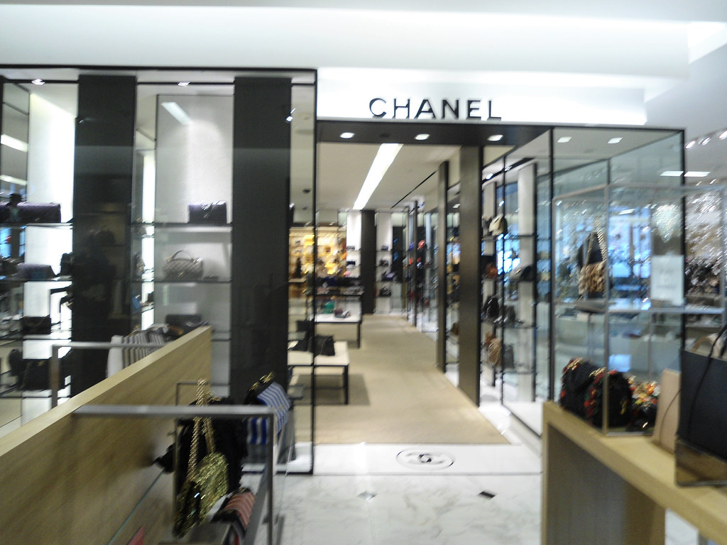 saks fifth avenue chanel boutique beverly hills ca by patricksmercy