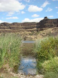 030 Dry Falls beneden