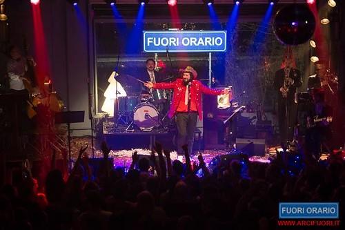 25/12/2013 Vinicio Capossela al Fuori Orario