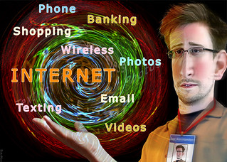 Snowden Effect - What is metadata? | by DonkeyHotey