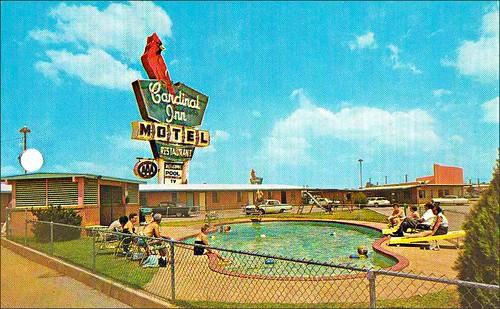 Cardinal Inn Motel Wichita Falls Tx Cardinal Inn Motel I Flickr