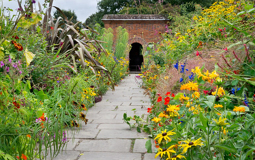Packwood House Gardens | English Flower Borders (27 of 50) | by ukgardenphotos