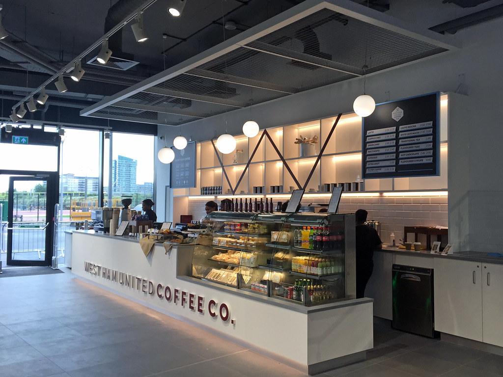 Ham company -  West Ham United Coffee Co By Diamond Geezer