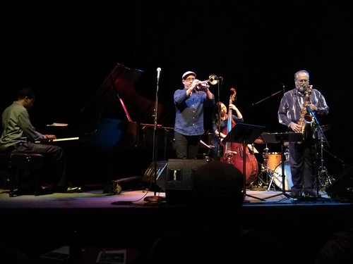 joe lovano dave douglas quintet, the wex | by asterix77