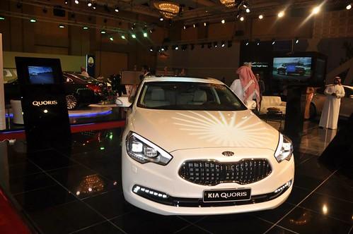 2013 Excs International Luxury Motor Show In Saudi Arabia
