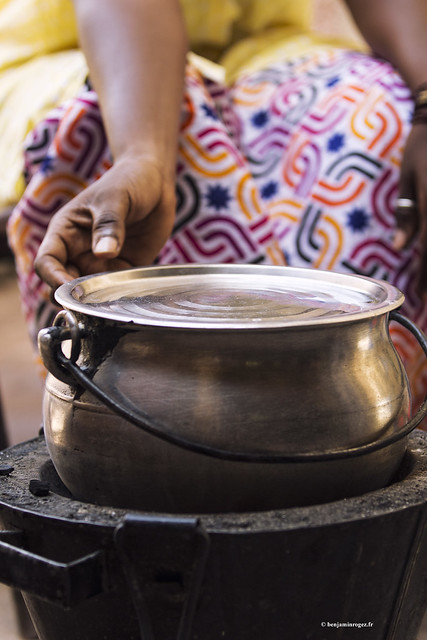 Improved cookstoves in Bamako, Mali