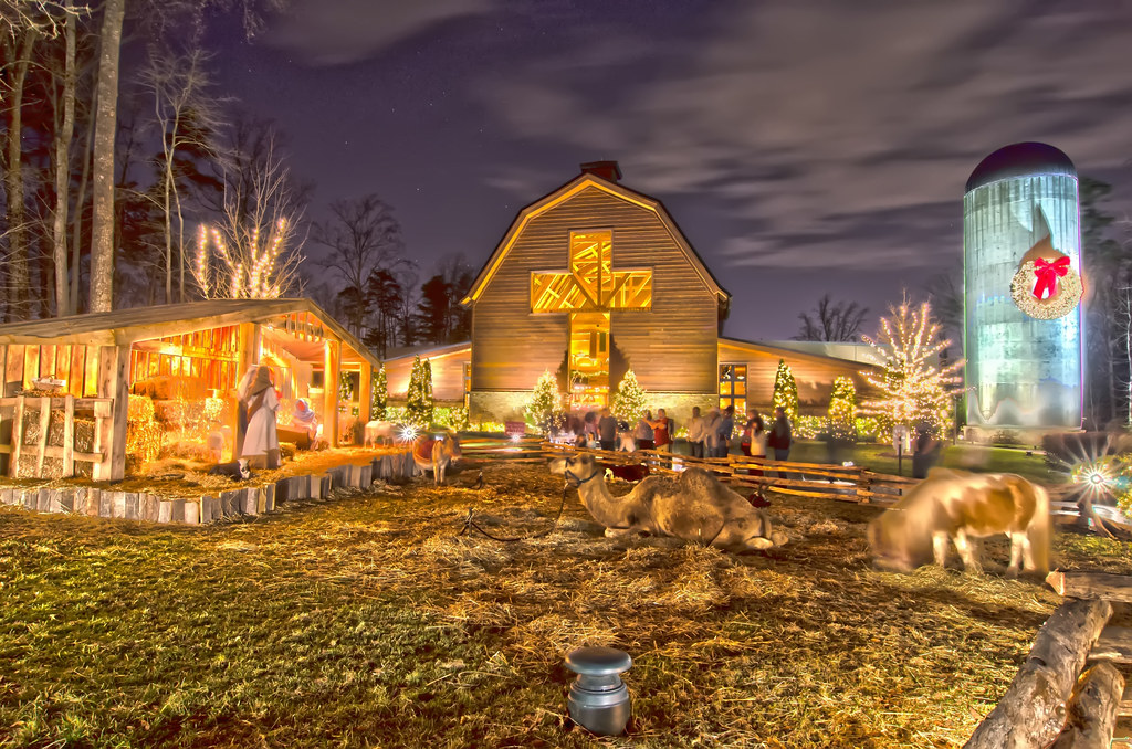 21st december 2013 charlotte nc christmas celebration at billy graham library by