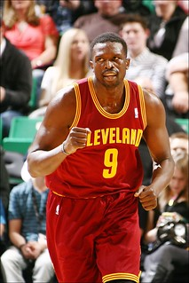 Luol Deng vs Utah (1st Game) | by Cavs History