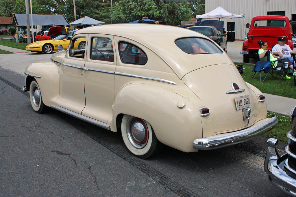 1947 plymouth special deluxe parts