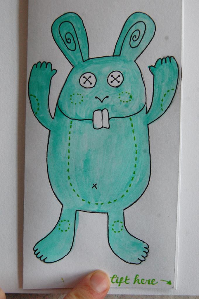 Week 7 - Anatomy of a Bunny - 1   Laura DP   Flickr
