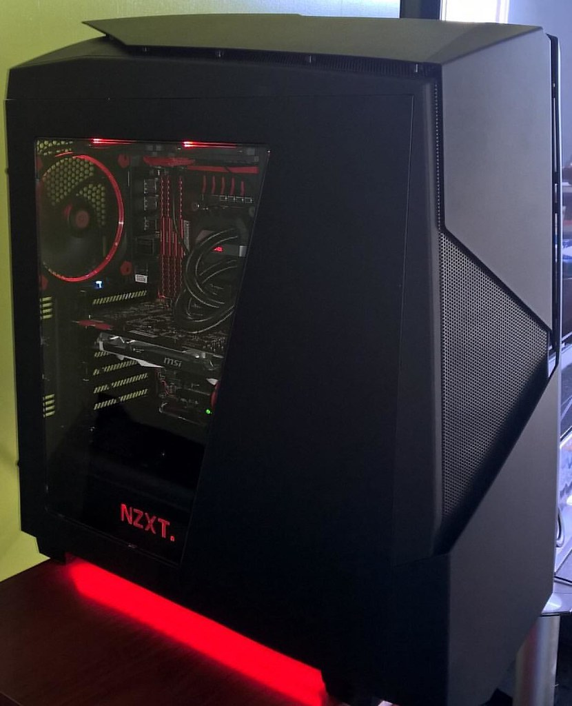 Amazing all black @nzxt Noctis 450 with even better specs