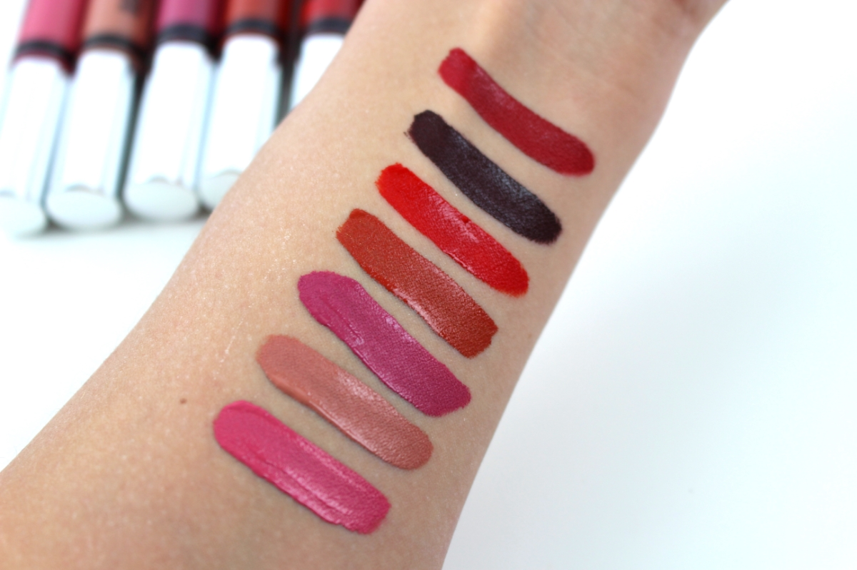 Bhue makeup, Cosmetics, Bhue, Bhue Cosmetics, Bhue, lipstick line, lipstick, lip liners, lipstick swatches, swatches, lipstick, lipsticks, Bhue Beauty newest launch, Bhue liquid matte lipsticks, Bhue liquid matte lipstick