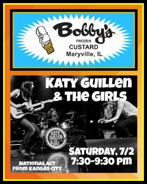 Bobby's Frozen Custard 7-2-16