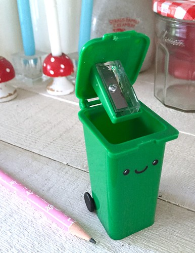 Kawaii pencil sharpener! | by Happy Zombie