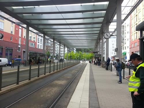 In Hammarby Sjostad