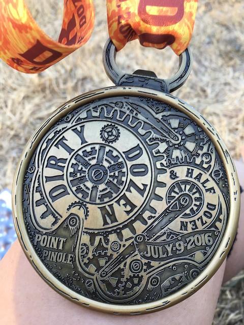 Big Coaster-style Medal