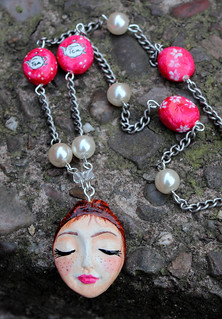 Tea Lady Necklace | by Ingloriousstudio