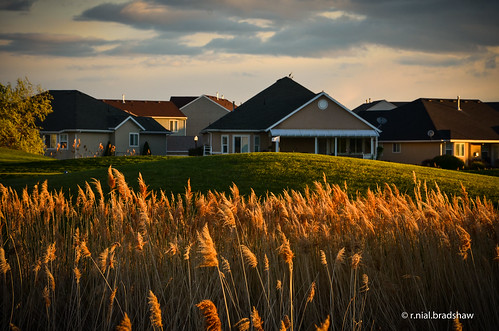 suburban-housing-homes-sunrise.jpg | by r.nial.bradshaw