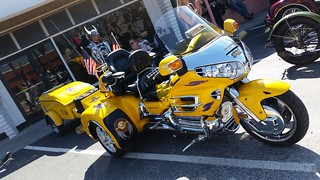 Honda Goldwing Trike & Trailer | by Michel Curi