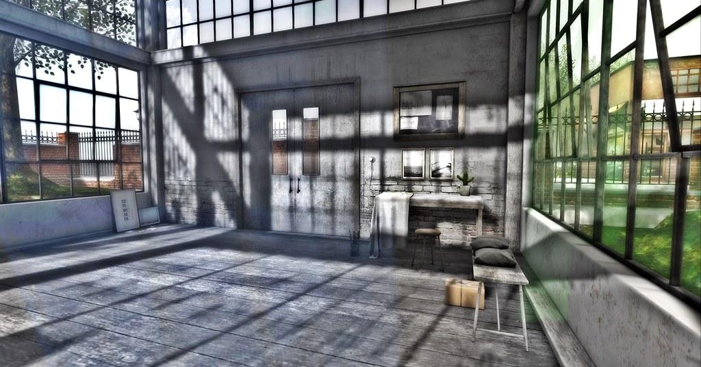 :HAIKEI: a vacant house gacha