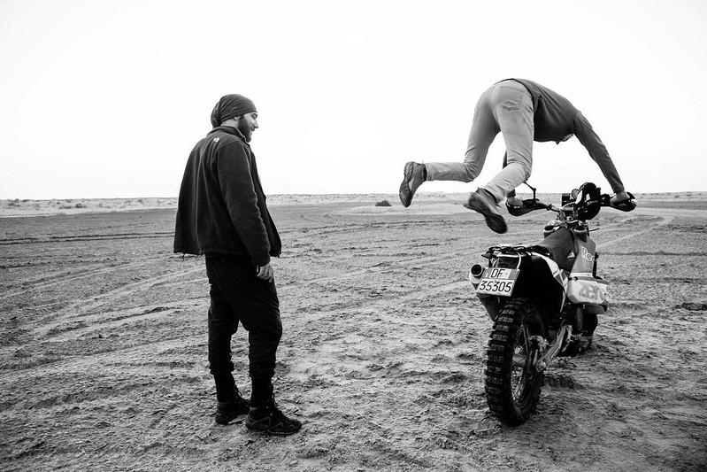 Sahara Desert Challenge