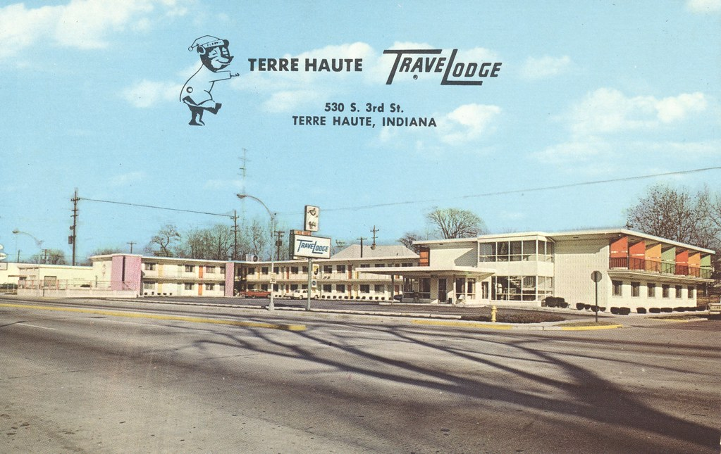 TraveLodge - Terre Haute, Indiana