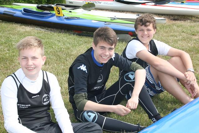 Paddle Battle 2013