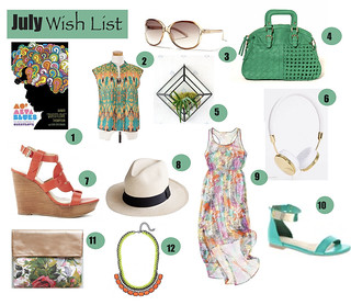 July Wish List2 | by ShenDove
