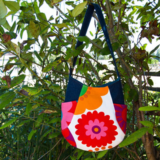 Flower 241 Tote Front | by makinglifeprettier