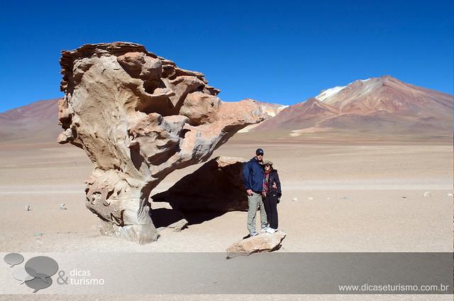 Salar do Uyuni - Bolivia (Dia 2)