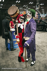 NY Comic Con Couples Costume Harley Quinn Joker | by Downtown Traveler ... & NY Comic Con Couples Costume Harley Quinn Joker | The best cu2026 | Flickr