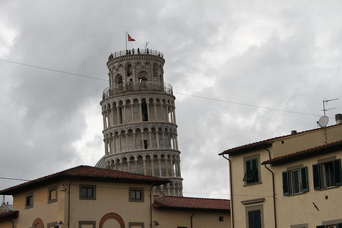 Pisa, leaning | by Devon 21