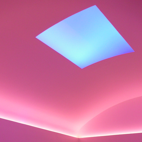 James Turrell Light Room