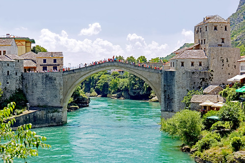 Bosnia and Herzegovina-02232 - Old Bridge | by archer10 (Dennis) 114M Views