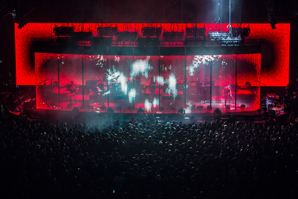 Nine Inch Nails Live: Tension 2013 | On tour now. Tickets an… | Flickr
