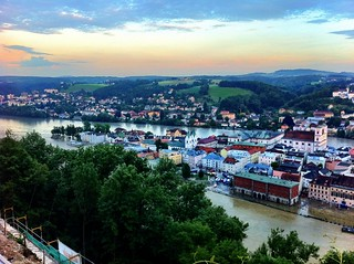 Passau flooded 2013 | by volker-kannacher