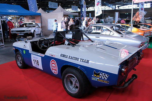 simca 1200 s barquette 1973 cylindr e 1294 cm3 rallye 2 flickr. Black Bedroom Furniture Sets. Home Design Ideas