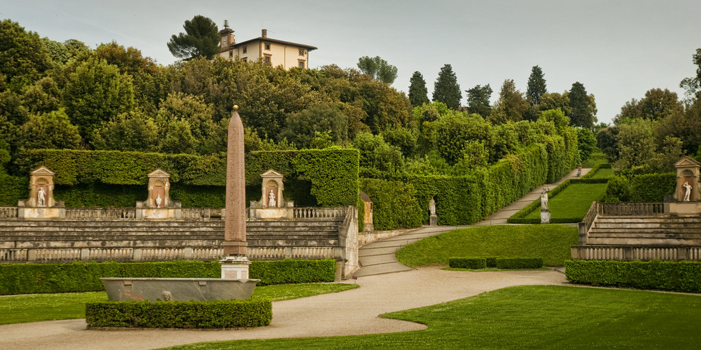 Italy - Florence - Boboli Gardens panoramic_DSC8935 | Flickr