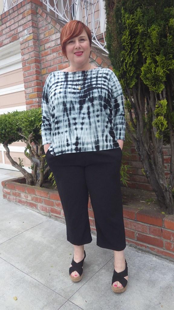 Shibori Knit