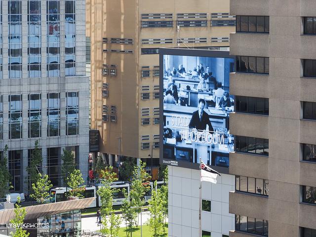 Rotterdam Stad in opbouw