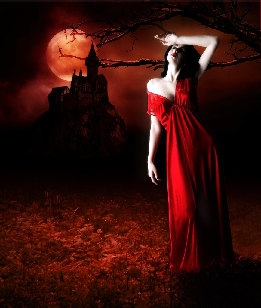 Image result for castle moon woman