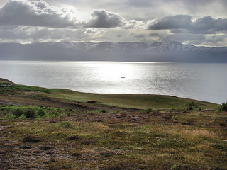 118 Uitzicht net boven Húsavík