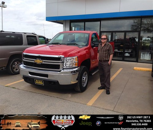 Four Stars Auto Ranch >> Thank you to Sam Judd on your new truck from Scott Sanders ...