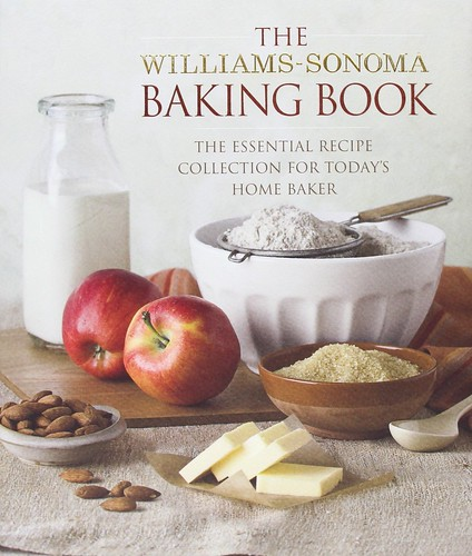 The Williams Sonoma Baking Book | by Southern Pink Lemonade