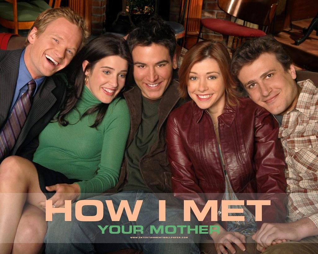 How I Met Your Mother 11 Mart 9.Sezon 20.Bölüm HD