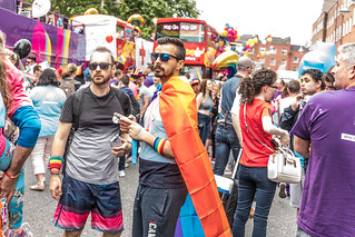 PRIDE PARADE AND FESTIVAL [DUBLIN 2016]-118079 | by infomatique