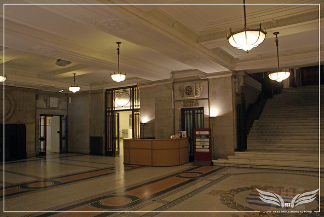 The Establishing Shot: KICK-ASS FILM LOCATION - FRANK D'AMICO'S BUILDING LOBBY