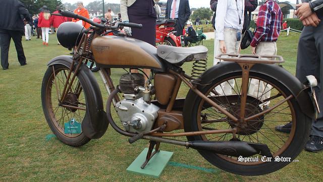 1945 Motobécane D45A
