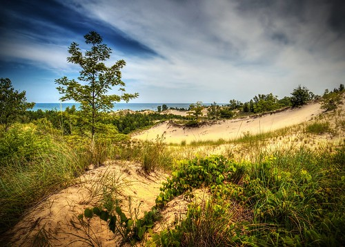 Indiana Dunes State Park | by toddwendy